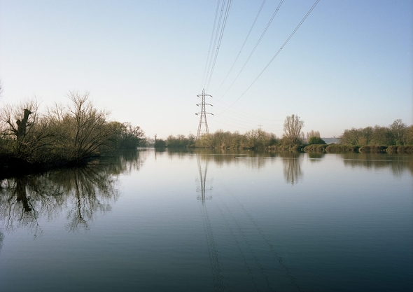 Walthamstow Wetlands - As Found - Ecology and the Green Core